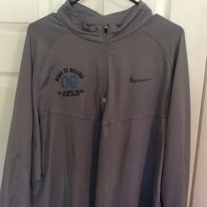 Olympic trials jacket